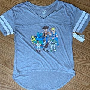 Tops - TOY STORY 4 TOP NWT